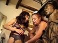 Deux femmes matures pour baise lesbienne