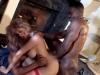 Femme mature de 45 ans prise en double penetration