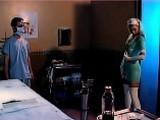 Infirmi�res lesbiennes pour docteur grosse bite !