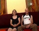 Patrick et nathalie tourne leur premier film x