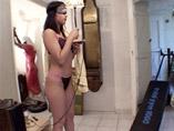 Film x avec une brune coquine